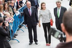 Queen Letizia of Spain Photos: Spanish Royals Attend Red Cross Fundraising Day