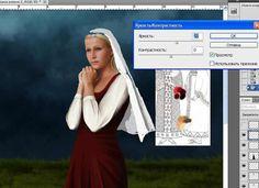 Рисуем ткань в Adobe Photoshop / Photoshop уроки и всё для фотошоп - новые уроки каждый день!