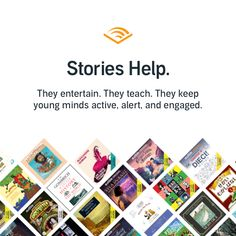 Free stories for kids of all ages. Audible Stories is a free website where kids of all ages can listen to hundreds of Audible audio titles across six different languages—English, Spanish, French, German, Italian and Japanese—for free, so they can keep learning, dreaming and just being kids.
