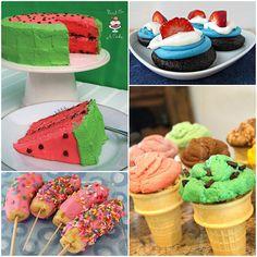 Fun Summer Desserts