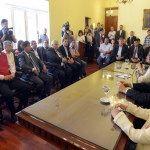 Lucía Corpacci anunció la creación del Distrito Minero Catamarca