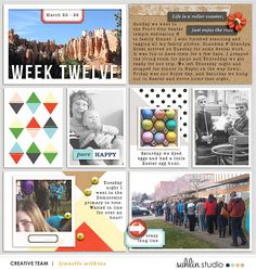 Week Twelve digital