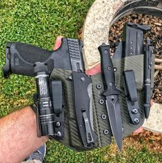 Everyday Carry and Tactical Defense Survival Weapons, Tactical Survival, Weapons Guns, Survival Tools, Guns And Ammo, Survival Prepping, Survival Shelter, Edc Tools, Tactical Equipment