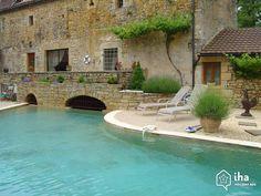 Te huur Daglan Frankrijk Oude Molen, ontdekken Zwarte Périgord 'Moulin de la Borie' Vakantiewoningen 10 Personen N°65658 IHA : wifi, zwembad
