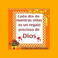 Imágenes Cristianas: Regalo de Dios - Imágenes Cristianas Gratis