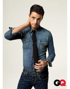 Art Matthew Goode handsome-men-s-club Matthew Goode, Men's Fashion, Party Fashion, Jeans, Gentleman Style, My Guy, Gorgeous Men, Beautiful, Shirt Outfit