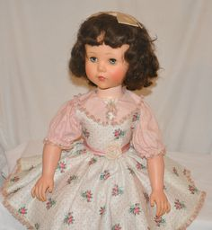 """1955-1957 Life Size Sweet Sue American Character Doll 31"""" w/ Original Outfit #DollswithClothingAccessories"""