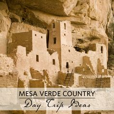 Looking for day trip ideas while you visit #Colorado's Mesa Verde National Park?