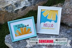 Summer Printables for FREE