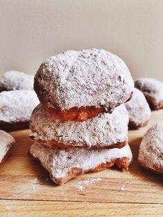 Buttermilk Beignets with Cinnamon Powdered Sugar