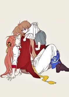 Romantic Anime Couples, Anime Couples Manga, Cute Couples, Manga Art, Anime Art, Kamui Gintama, Okikagu Doujinshi, Gintama Funny, Cute Anime Coupes
