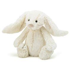 JellyCat Bashful Bunny Cream #JellyCat #Toys
