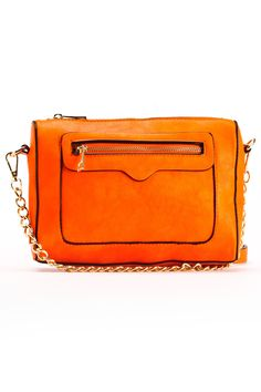 ACE CANTRELL Jenna Crossbody in Orange ff1aec376a9