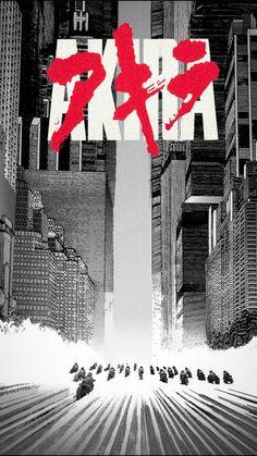 akira x ryo ; akira x ryuji ; akira x akechi ; Cyberpunk Kunst, Cyberpunk Anime, Manga Akira, Mobile Wallpaper, Iphone Wallpaper, Akira Poster, Cowboy Bebop Wallpapers, Neo Tokyo, Akira Kurusu