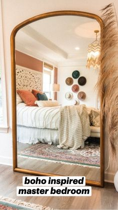 Small Room Bedroom, Room Ideas Bedroom, Home Decor Bedroom, Small Rooms, Tiny Bedrooms, Small Spaces, Bedroom Art, Eclectic Bedroom Decor, Bright Bedroom Ideas