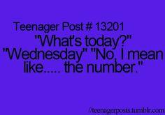 Lol that's so ME 24/7