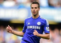 """""""He has very good finishing & his movement is very clever"""" Cesar Azpilicueta on Loic Remy #CFC"""