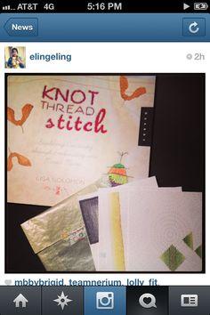 eling got her copy !