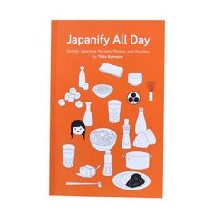 Introducing Umami Mart's very first publication! Japanify All Day is a zine featuring 20 of Yoko's favorite Japanese recipes that can be enjoyed at all hours of the day. Inspired by food memories from her five years living in Tokyo, Yoko wrote these recipes that were originally posted on the Umami Mart blog. The zine also includes several never-before-published recipes. We think you'll enjoy having these recipes close at hand, to return to time after time.