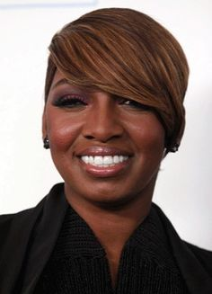 NeNe Leakes Short Hairstyles - Check out the short hairdos for black ladies at 1966mag.com!