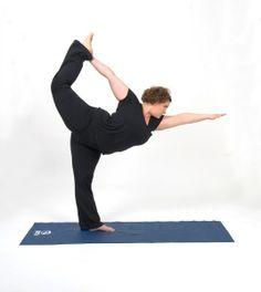 plus size yoga poses - Google Search