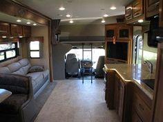 Tampa RV - Jayco Seneca HD Class C 37 FS