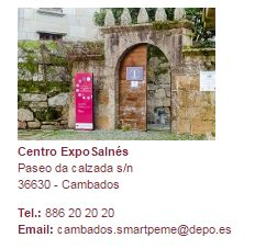 CORES DE CAMBADOS: NOVA ACTIVIDADE SMARTPEME EN CAMBADOS
