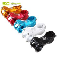 Professional Cycling Carbon Fibre Bike Stem Bicicleta Stem For Road MTB Bicycle Parts Aluminum Alloy New Style 5 Colors New Bicycle, Bicycle Parts, Cycling Equipment, Cycling Bikes, Mtb Parts, Road Bike, Aluminium Alloy, Carbon Fiber, Stems