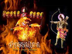 Happy #Dussehra 2014 Images, #VijayaDashami HD Wallpapers, Pics, Photos - http://shar.es/1aByPD  #Dasara