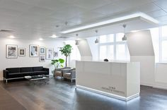 Inside Louis Vuitton Moet Hennessey London Offices
