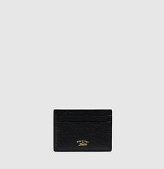 gucci swing leather card case