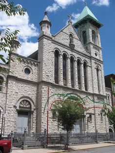 Church of OUr Lady of Mount Carmel, East Harlem