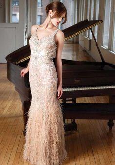 284 Best Roaring 20s Fashion Images Formal Dress Vintage Dresses