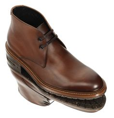 To Boot New York: Men's Stapleton Boot in Burnished Calf