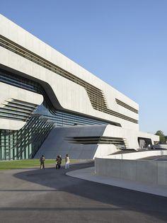 Zaha Hadid Architects | Pierres Vives