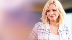 """Kristen Bell as Eleanor Shellstrop in NBC's new comedy """"The Good Place"""""""