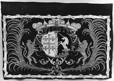 1500s, Possibly Poland. Textile Banner.