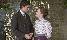 Daniel Parish and Laura Timmins. (Lark Rise to Candleford)