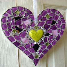 Heart Mosaic. by Peachgirl