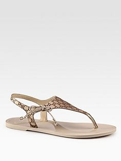 f12db0973cc9 Gucci Katina Leather Thong Sandals Summer Shoes