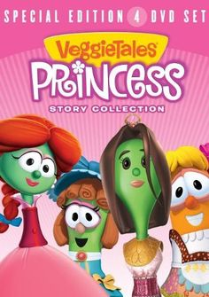 Featured Anytime Movie: Tales Veggie - Veggie Tales Princess Sto... Pre-Owned: $5.44: Goodwill Anytime featured… Free Standard Shipping