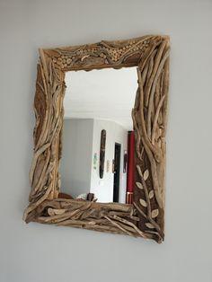 miroir bois