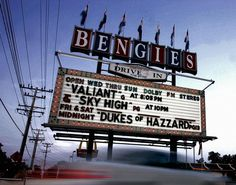 Still operating!!!! Benji's Drive In Movie ~ Baltimore, Maryland