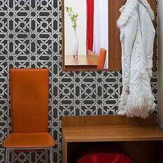 Moroccan Stencils | Camel Bone Weave Stencil | Royal Design Studio