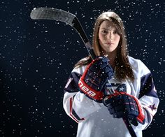 Professional hockey player Hilary Knight is basically as fierce as they come. She's an unstoppable force on the ice and was one of the USA's finest at the 2014 Sochi Olympics. She's a woman in sports and damn proud of it. Which is why she teamed up with Always for their newest #LikeAGirl campaign commercial. You … Read More