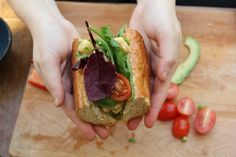 Californian Prawn Sandwich By Grub Garden, YouTube