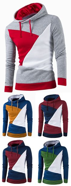 Shop the Latest Collection of Men's Hoodies & Sweatshirts in a variety of Styles & Colors at Dresslily.com.Free Shipping Worldwide!