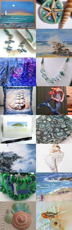 See You Down By The Sea! by Arleen Rexrode on Etsy--Pinned with TreasuryPin.com