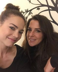 Rebecca Herbst and Kelly Monaco Elizabeth and Sam on GH Kelly Monaco, Soap Opera Stars, Soap Stars, Classic Actresses, Actors & Actresses, Best Selfies, Medical Drama, Fear The Walking, The Emmys
