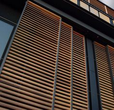 Gorgeous 31 Outstanding Queens Lane Pavilion Natural Guest House Design Ideas From Traditional To Modern Outdoor Shutters, Wooden Shutters, Window Shutters, Vinyl Shutters, Facade Design, Door Design, Exterior Design, House Design, Timber Screens